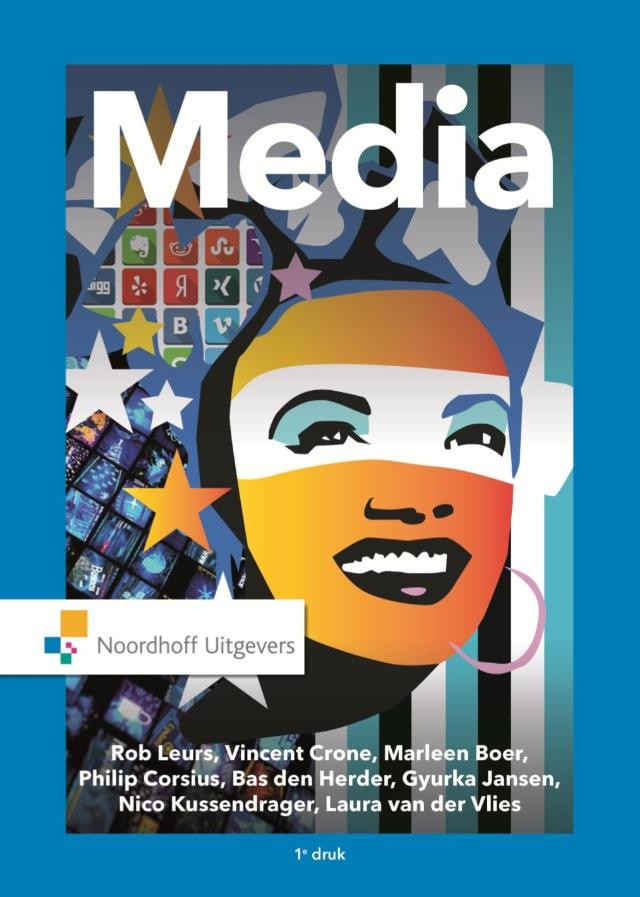 Noordhoff Media cover